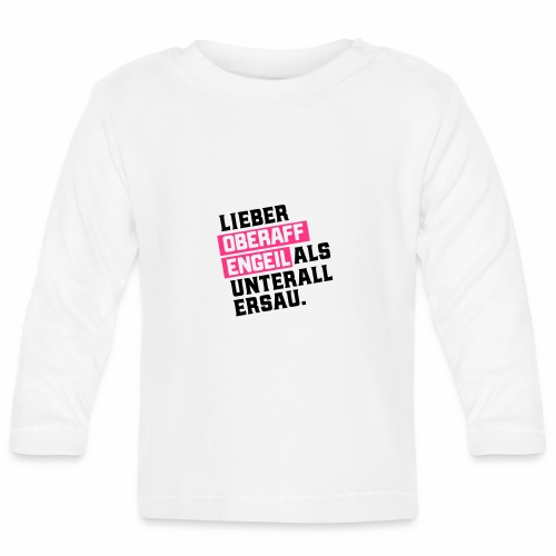 oberAFFENgeil - Baby Langarmshirt