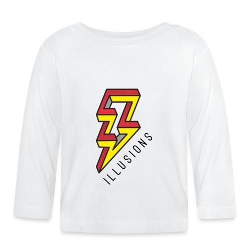 ♂ Lightning - Baby Langarmshirt