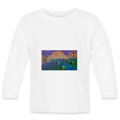 Silent river - Baby Long Sleeve T-Shirt