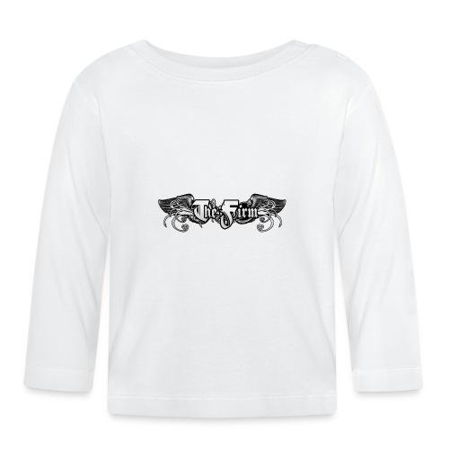The FIRM LOGO front png - T-shirt manches longues Bébé