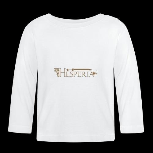 LOGO COPERTINA1 png - Baby Long Sleeve T-Shirt