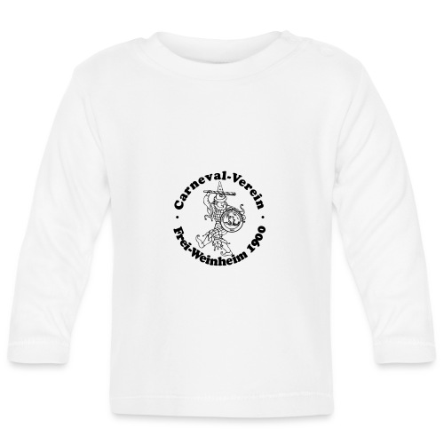 logopullivector - Baby Langarmshirt