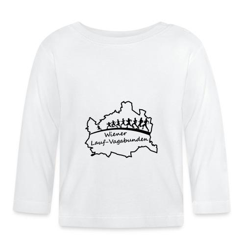 Laufvagabunden T Shirt - Baby Langarmshirt