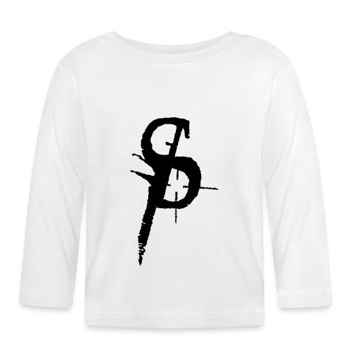 duality ps logo - Långärmad T-shirt baby