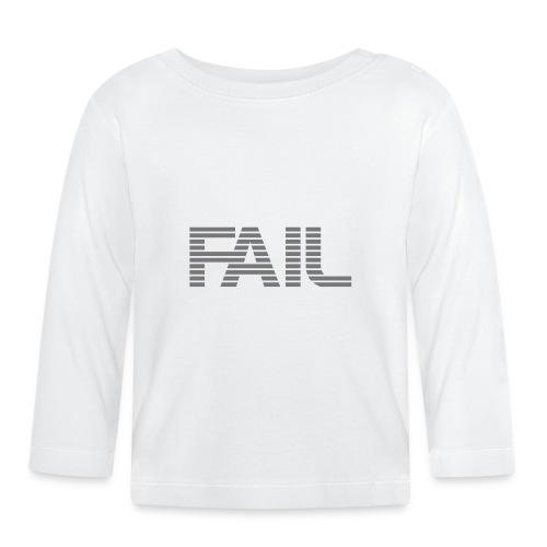 FAIL - Baby Langarmshirt