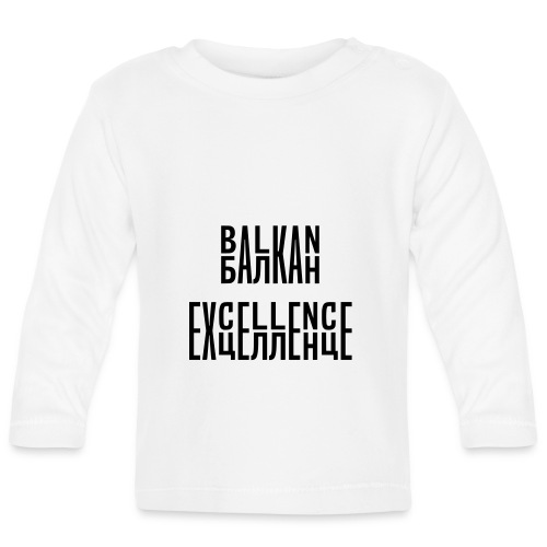 Balkan Excellence vert. - Baby Long Sleeve T-Shirt