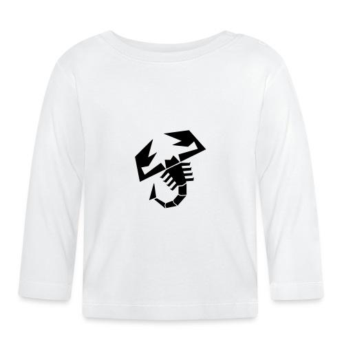 Scorpion - Langarmet baby-T-skjorte