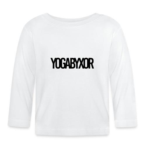 yogabyxor1 - Långärmad T-shirt baby