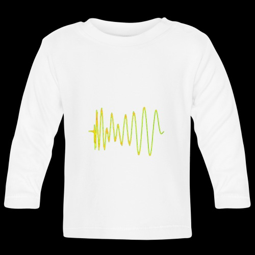 Boom 909 Drum Wave - Baby Long Sleeve T-Shirt