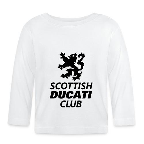 polo pocket 2 - Baby Long Sleeve T-Shirt