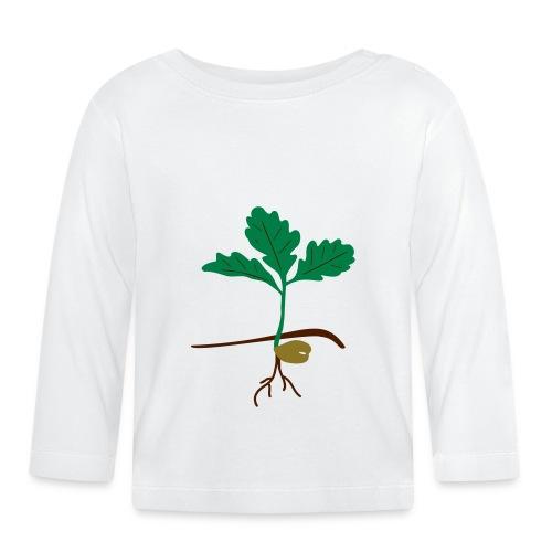 Eichensämling - Baby Langarmshirt