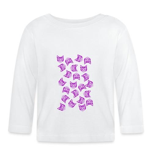 Magenta Mollys - Vauvan pitkähihainen paita