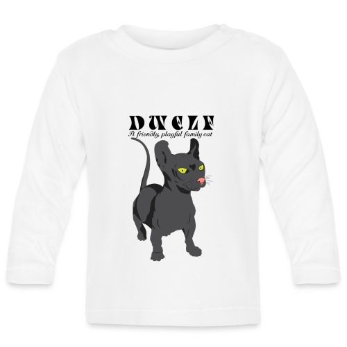 DWELF - Vauvan pitkähihainen paita