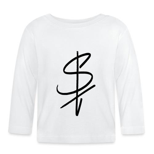 logo st - Baby Langarmshirt