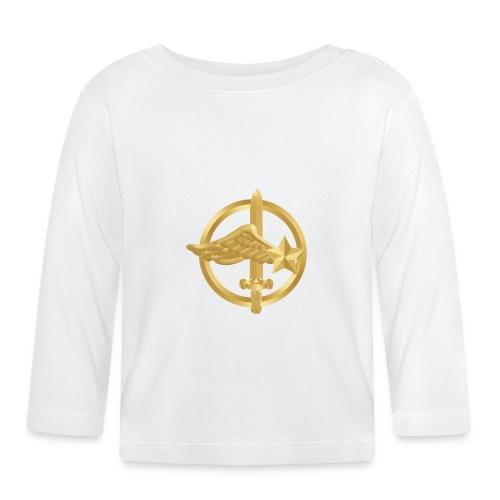 Tasse Fusiliers Commandos de l'Air - T-shirt manches longues Bébé