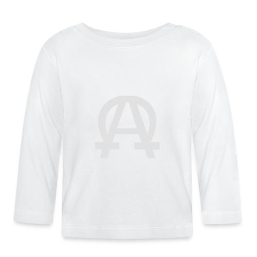 alpha-oméga - T-shirt manches longues Bébé