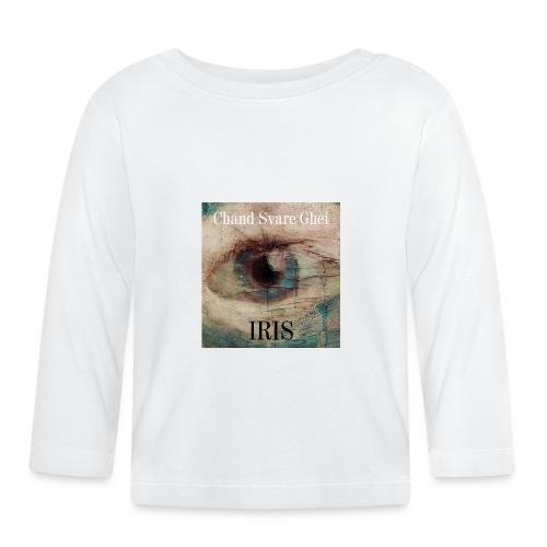 Iris - Langarmet baby-T-skjorte
