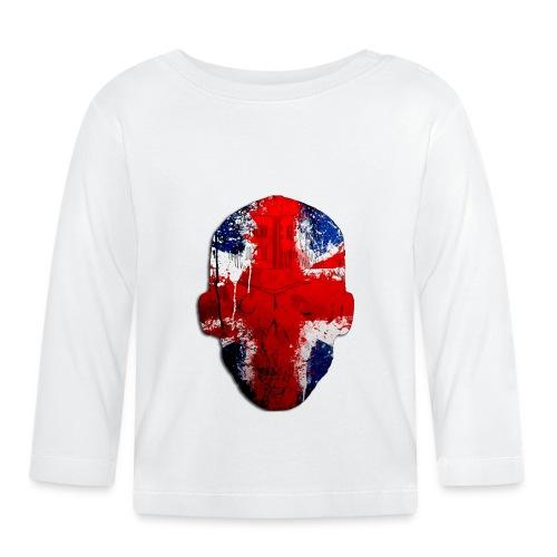 jack skull - Baby Long Sleeve T-Shirt