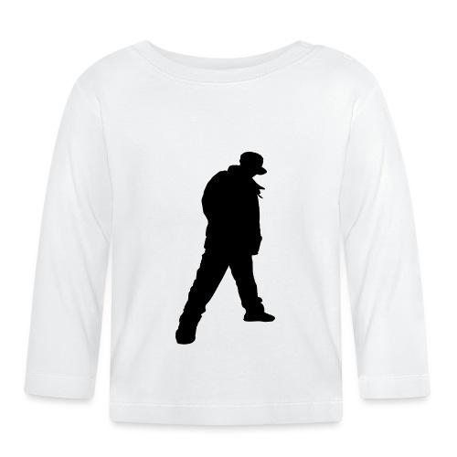 Soops B-Boy Tee - Baby Long Sleeve T-Shirt