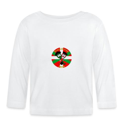 Pelote attitude - T-shirt manches longues Bébé