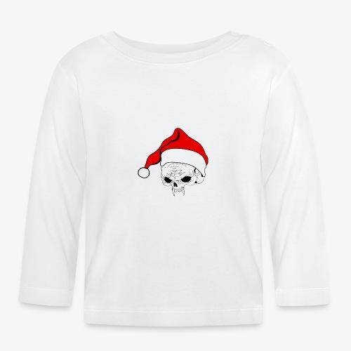 pnlogo joulu - Långärmad T-shirt baby