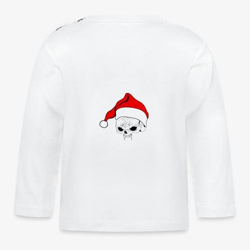 pnlogo joulu - Baby Long Sleeve T-Shirt