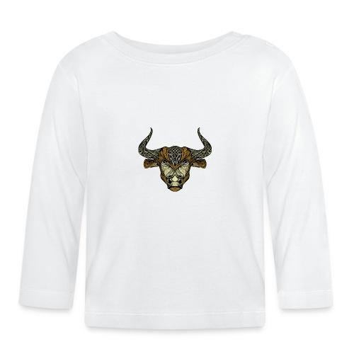 Taurus Moon Dark - Baby Long Sleeve T-Shirt