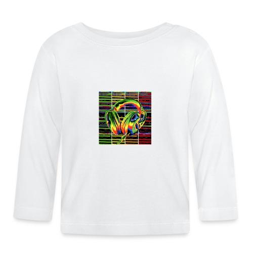 Casque discothèque 2 - T-shirt manches longues Bébé