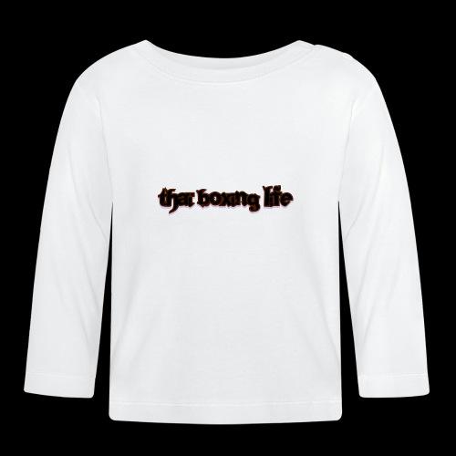 MTS92 THAI BOXING LIFE - T-shirt manches longues Bébé