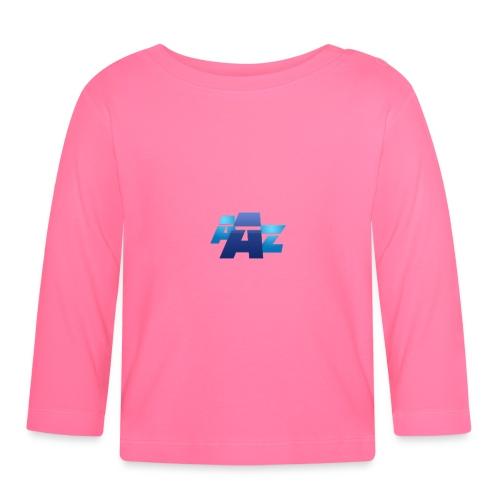 AAZ design large - T-shirt manches longues Bébé