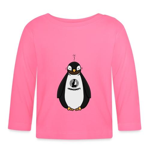 DerLeeZockt Pingu Tasse - Baby Long Sleeve T-Shirt