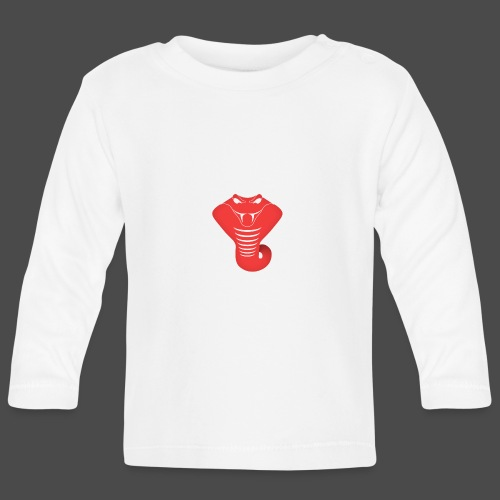 Just Some Bass snake png - Baby Long Sleeve T-Shirt