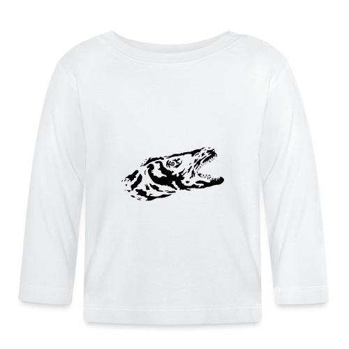 LoGo - Langarmet baby-T-skjorte