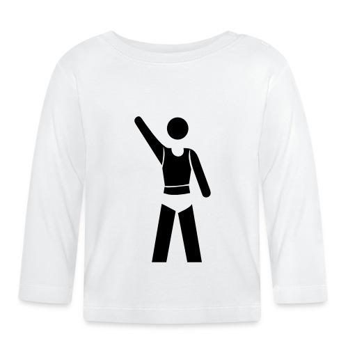 icon - Baby Langarmshirt