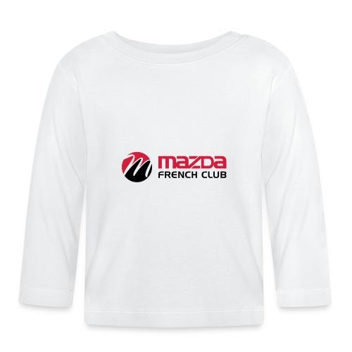 mazda french club - T-shirt manches longues Bébé