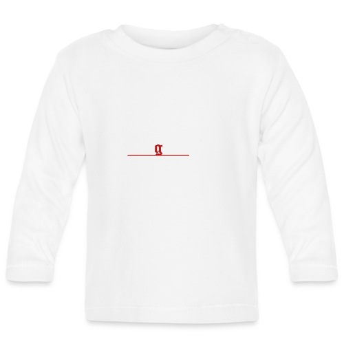 1312 T-Hemd [Druck beidseitig] - Baby Langarmshirt