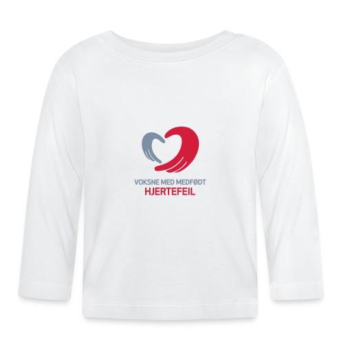 VMH__spreadshirt - Langarmet baby-T-skjorte