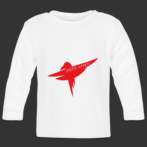 Raven Red - Baby Long Sleeve T-Shirt