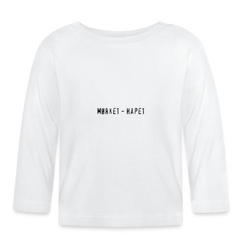 Mørket Håpet - LIght - Langarmet baby-T-skjorte