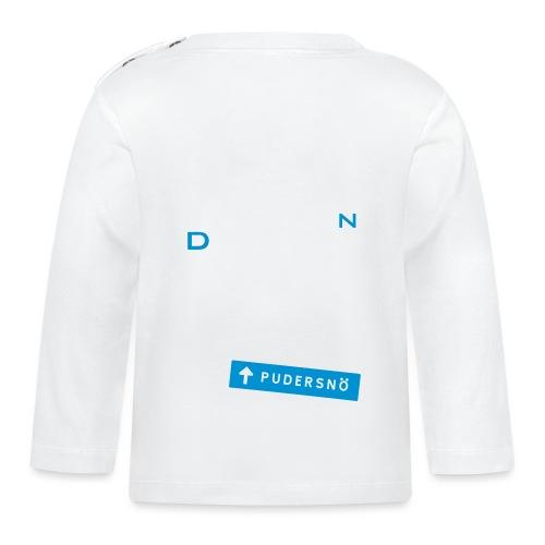 pudersn_2vari - Vauvan pitkähihainen paita