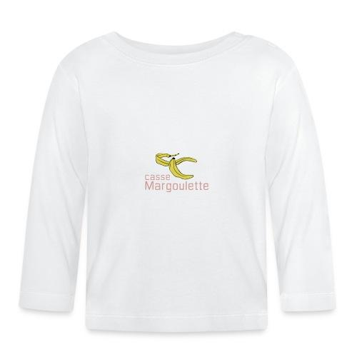 Margoulette pink XL - AW20/21 - T-shirt manches longues Bébé
