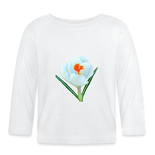 TIAN GREEN - Krokuss 2020 - Baby Langarmshirt