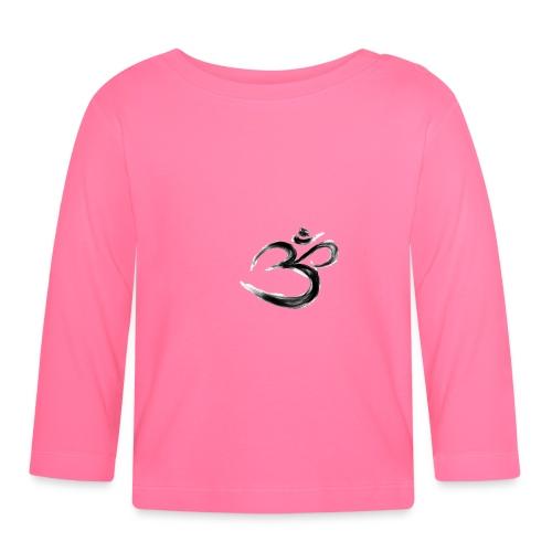 Black OM - Långärmad T-shirt baby