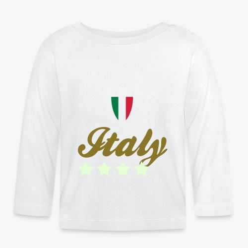 Gruppo di stelle Italia - Maglietta a manica lunga per bambini