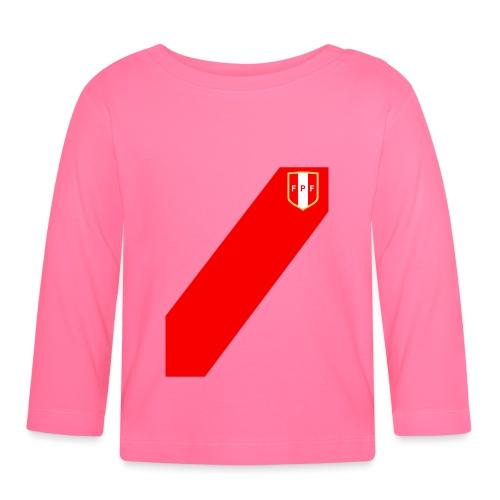 Seleccion peruana de futbol (Recto-verso) - Baby Long Sleeve T-Shirt