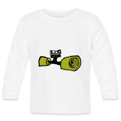 Projet Longboard Crew by www.mata7ik.com - T-shirt manches longues Bébé