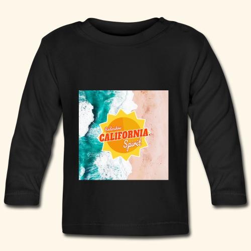 California Spirit Surfin - T-shirt manches longues Bébé