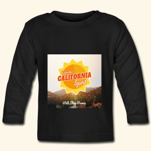 California Spirit Radioshow LA - T-shirt manches longues Bébé