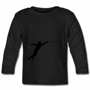 Jumping Fencer - Baby Langarmshirt