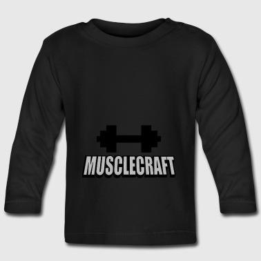 muskel Craft - Långärmad T-shirt baby